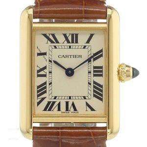 Cartier Tank W1529856 - Worldwide Watch Prices Comparison & Watch Search Engine