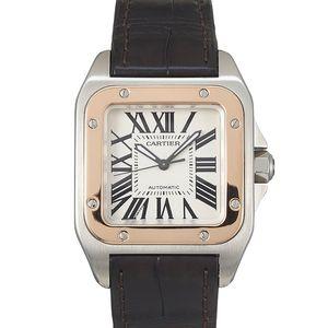 Cartier Santos W20107X7 - Worldwide Watch Prices Comparison & Watch Search Engine