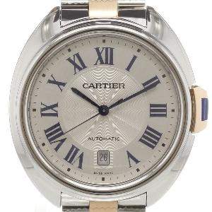 Cartier Clé W2CL0002 - Worldwide Watch Prices Comparison & Watch Search Engine