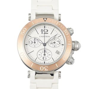 Cartier Pasha W3140004 - Worldwide Watch Prices Comparison & Watch Search Engine