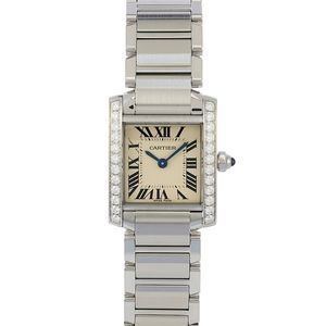 Cartier Tank W4TA0008 - Worldwide Watch Prices Comparison & Watch Search Engine