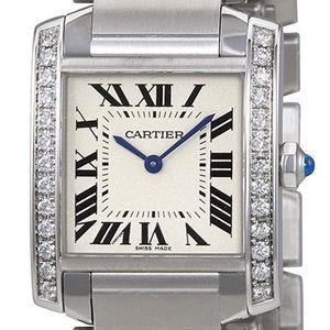Cartier Tank W4TA0009 - Worldwide Watch Prices Comparison & Watch Search Engine