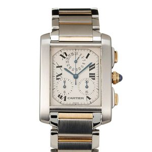 Cartier Tank W51004Q4 - Worldwide Watch Prices Comparison & Watch Search Engine