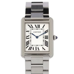 Cartier Tank W5200014 - Worldwide Watch Prices Comparison & Watch Search Engine