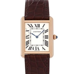 Cartier Tank W5200025 - Worldwide Watch Prices Comparison & Watch Search Engine