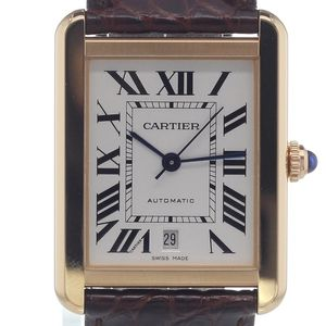 Cartier Tank W5200026 - Worldwide Watch Prices Comparison & Watch Search Engine