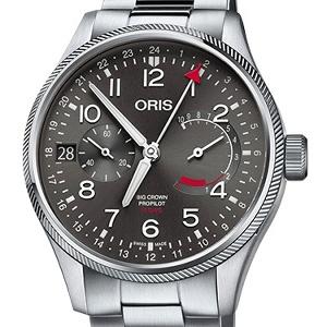 Oris Big Crown 01 114 7746 4063-Set 8 22 19 - Worldwide Watch Prices Comparison & Watch Search Engine