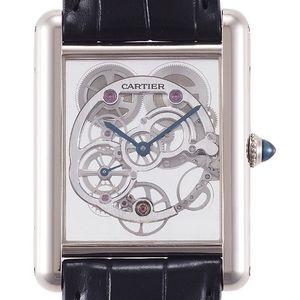 Cartier Tank W5310012 - Worldwide Watch Prices Comparison & Watch Search Engine
