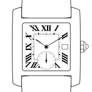 Cartier Tank W5310040 - Worldwide Watch Prices Comparison & Watch Search Engine