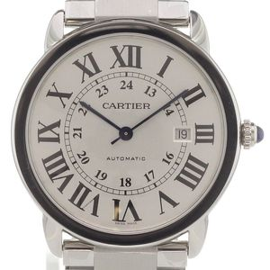 Cartier Ronde W6701011 - Worldwide Watch Prices Comparison & Watch Search Engine