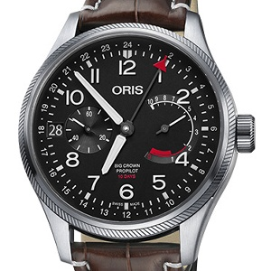 Oris Big Crown 01 114 7746 4164-Set 1 22 72FC - Worldwide Watch Prices Comparison & Watch Search Engine
