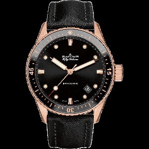 Blancpain Fifty Fathoms 5000-36S30-B52B - Worldwide Watch Prices Comparison & Watch Search Engine