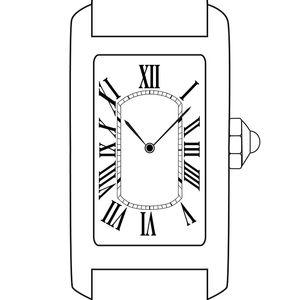 Cartier Tank WB710011 - Worldwide Watch Prices Comparison & Watch Search Engine