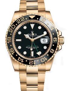 New Rolex GMT-Master II 116718K - Worldwide Watch Prices Comparison & Watch Search Engine