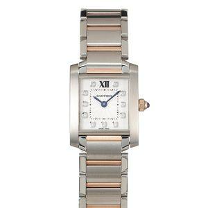 Cartier Tank WE110004 - Worldwide Watch Prices Comparison & Watch Search Engine
