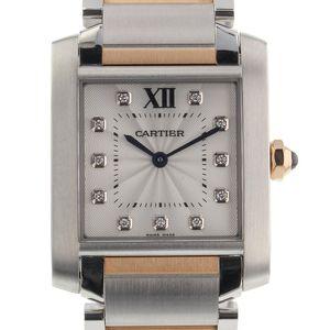 Cartier Tank WE110005 - Worldwide Watch Prices Comparison & Watch Search Engine