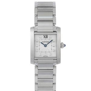 Cartier Tank WE110006 - Worldwide Watch Prices Comparison & Watch Search Engine