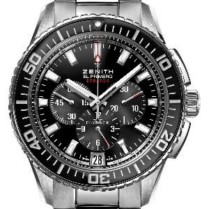 Zenith El Primero 03.2060.405/21.M2060 - Worldwide Watch Prices Comparison & Watch Search Engine