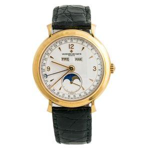 Vacheron Constantin Historiques Triple Date 37150 - Worldwide Watch Prices Comparison & Watch Search Engine