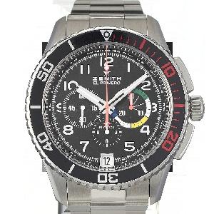 Zenith El Primero 03.2061.405/21.M2060 - Worldwide Watch Prices Comparison & Watch Search Engine