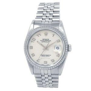 Rolex Datejust 16220 WAJ - Worldwide Watch Prices Comparison & Watch Search Engine