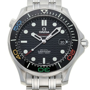 Omega Seamaster Rio 2016 Limited Edition 522.30.41.20.01.001 - Worldwide Watch Prices Comparison & Watch Search Engine