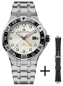 Maurice Lacroix Venturer AI6158-SS00F-130-A - Worldwide Watch Prices Comparison & Watch Search Engine