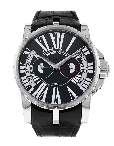 Roger Dubuis Excalibur Triple Timezone EX45-1448-9-9.71TT/28 - Worldwide Watch Prices Comparison & Watch Search Engine