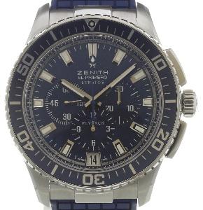 Zenith El Primero 03.2067.405/51.R514 - Worldwide Watch Prices Comparison & Watch Search Engine