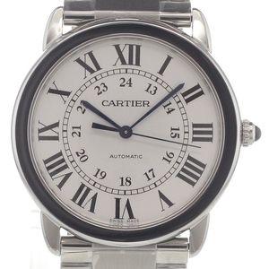 Cartier Ronde WSRN0012 - Worldwide Watch Prices Comparison & Watch Search Engine