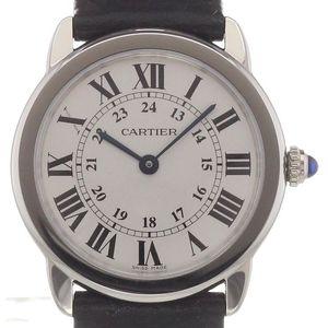Cartier Ronde WSRN0019 - Worldwide Watch Prices Comparison & Watch Search Engine