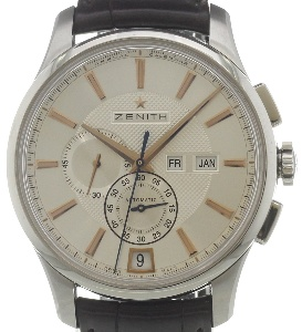 Zenith Captain 03.2070.4054/02.C711 - Worldwide Watch Prices Comparison & Watch Search Engine