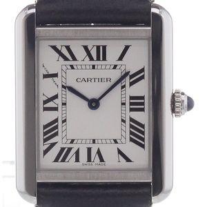 Cartier Tank WSTA0030 - Worldwide Watch Prices Comparison & Watch Search Engine