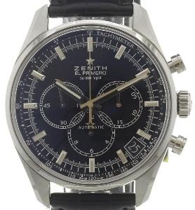 Zenith El Primero 03.2080.400/21.C496 - Worldwide Watch Prices Comparison & Watch Search Engine