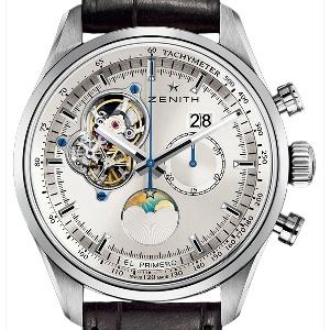 Zenith El Primero 03.2160.4047/01.C713 - Worldwide Watch Prices Comparison & Watch Search Engine