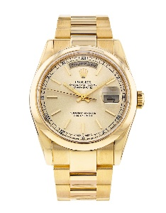 Rolex Day-Date 118208 - Worldwide Watch Prices Comparison & Watch Search Engine