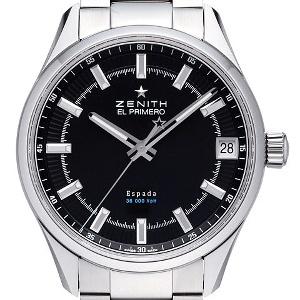 Zenith El Primero 03.2170.4650/21.M2170 - Worldwide Watch Prices Comparison & Watch Search Engine