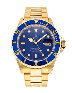 Rolex Submariner 16618 - Worldwide Watch Prices Comparison & Watch Search Engine