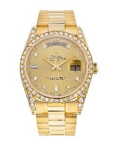 Rolex Day-Date 18388 - Worldwide Watch Prices Comparison & Watch Search Engine
