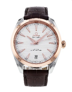 Omega Aqua Terra 150m Gents 220.23.41.21.02.001 - Worldwide Watch Prices Comparison & Watch Search Engine