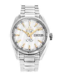 Omega Aqua Terra 150m Gents 231.10.39.22.02.001 - Worldwide Watch Prices Comparison & Watch Search Engine
