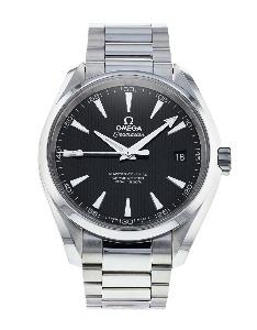 Omega Aqua Terra 150m Gents 231.10.42.21.01.003 - Worldwide Watch Prices Comparison & Watch Search Engine