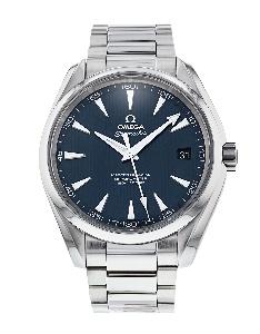 Omega Aqua Terra 150m Gents 231.10.42.21.03.003 - Worldwide Watch Prices Comparison & Watch Search Engine