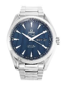 Omega Aqua Terra 150m Gents 231.10.43.22.03.002 - Worldwide Watch Prices Comparison & Watch Search Engine