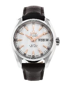 Omega Aqua Terra 150m Gents 231.13.39.22.02.001 - Worldwide Watch Prices Comparison & Watch Search Engine