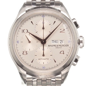 Baume & Mercier Clifton 10130 - Worldwide Watch Prices Comparison & Watch Search Engine