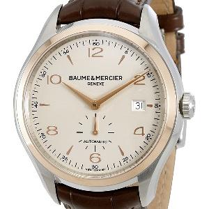 Baume & Mercier Clifton 10139 - Worldwide Watch Prices Comparison & Watch Search Engine
