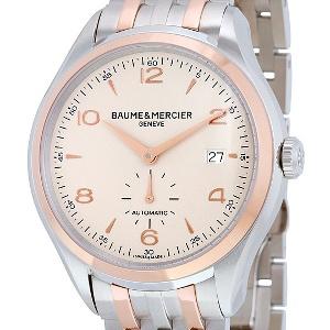Baume & Mercier Clifton 10140 - Worldwide Watch Prices Comparison & Watch Search Engine