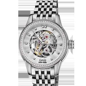 Oris Artelier 01 560 7687 4919-07 8 14 77 - Worldwide Watch Prices Comparison & Watch Search Engine
