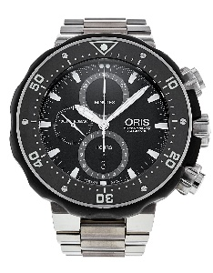 Oris Prodiver Chronograph 774 7683 71 54 MB - Worldwide Watch Prices Comparison & Watch Search Engine